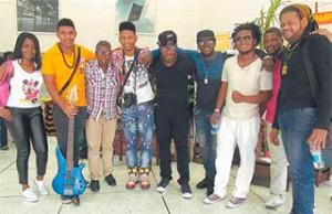 Las expresiones musicales de la ciudad tienen un marcado componente de la cultura afro
