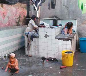 Las malas condiciones de salubridad de las viviendas
