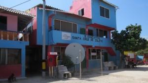 Un viaje por Santa Cruz del islote