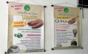 La aparición de vegetales que no son muy conocidos en nuestra región se convierte en un elemento adicional para probar el menú vegetariano.