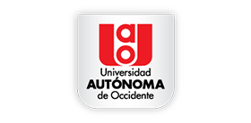 Logo de la Universidad Autónoma de Occidente