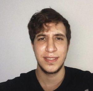 Jose David Rodríguez, estudiante de Comunicación Social- Periodismo