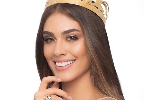 Valeria Morales, Señorita Colombia 2018.   Crédito: Instagram Valeria Morales